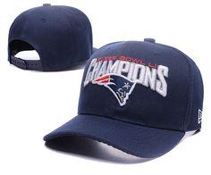 New England Patriots Super Bowl LI Champions /'47 Brand Navy Blue Clean Up Hat