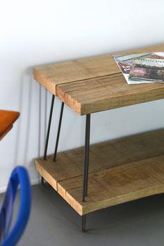 Création de meuble sur mesure en bois et métal : Meubles et rangements par antoine-g-mobilier