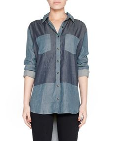 Barnes Shirt.
