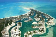 One of my favorite vacation spots...Treasure Cay, Abaco, Bahamas.