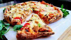 Pizza Gyros (Pizza z Shoarmą) Pepperoni, Lasagna, Pizza, Ethnic Recipes, Food, Essen, Meals, Yemek, Lasagne