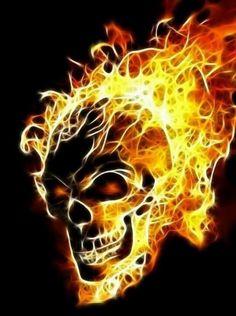 Coolest skull wallpaper for free. Coolest skull wallpaper for free. Ghost Rider Wallpaper, Skull Wallpaper, Ghost Rider Marvel, Blue Ghost Rider, Flame Tattoos, Skull Tattoos, Art Tattoos, Dark Fantasy Art, Dark Art