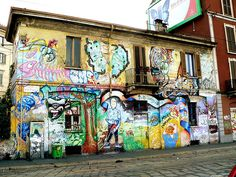 Viale Gorizia (Navigli)  Milano