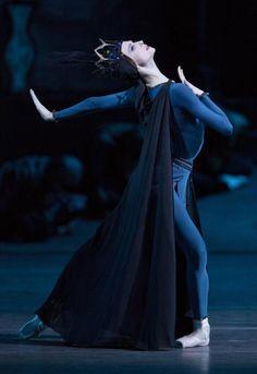 Svetlana Zakharova in The Legend of Love