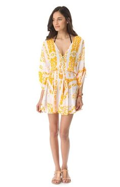 June Cover Up Dress