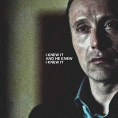 Hannibal in his prison suit s3 hannibal mads mikkelsen - Hannibal lecter zitate ...