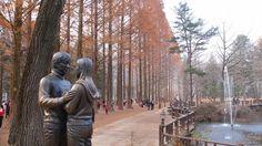 drama filming site @ South Korea.. http://blog.pergi.com/yuk-wisata-lokasi-syuting-drama-boys-flowers-sampai-goblin-di-korea-selatan/