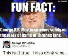 G.R.R. Martin does things.