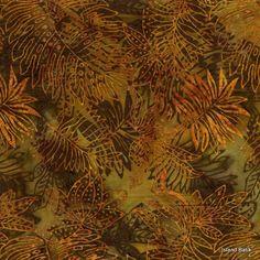 Island Batik Nutmeg Brown IB103-H3