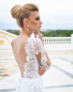 wedding dresses 2015 open back - Pesquisa Google