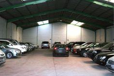 Parkings en España: aparcamiento malaga aeropuerto