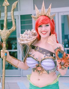Warrior Ariel Wondercon | 2014 | Flickr - Photo Sharing!
