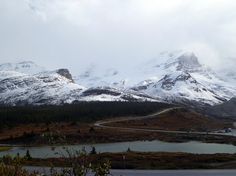 Columbia Icefields - Canada