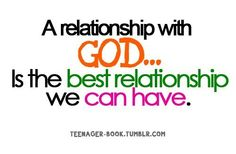 God is the best.