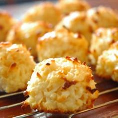 Grant's Two-Ingredient Coconut Macaroons
