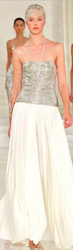 Ralph Lauren Spring 2012 #classy #runwayfashion