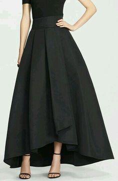 La tendré #moda #falda
