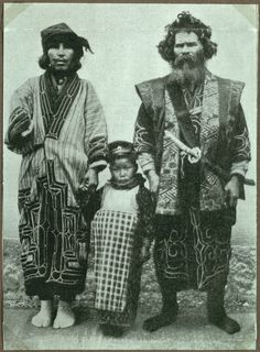 一番の日本人!【Ainu Tribe: Japanese Race】Ainu family