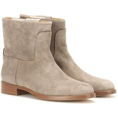 Rag & Bone Holly Ankle Boot (465 AUD) ❤ liked on Polyvore featuring shoes, boots, ankle booties, beige, beige booties, rag & bone booties, rag & bone, short boots and ankle boots