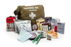 Official AMC The Walking Dead Survival Kit - Two Person Kit