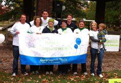 Evansville CureSearch Walk 2012