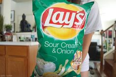 Question of the day - What's your favorite type of chips?! ♡ AOTD salt and viniger or sour cream and onion