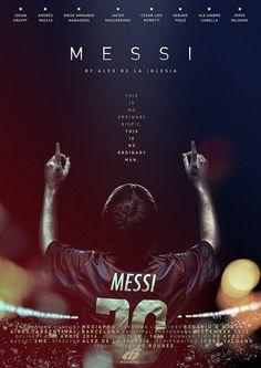 'Messi' (España, 2014). Documental ficcionado sobre la vida del jugador Leo Messi.