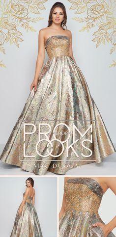 dd0b5a749463 1337 Best Prom 2019 images   Designer prom dresses, Mac duggal ...