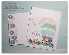 Hoppy Easter - Be Creative With Nicole