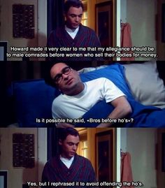 I'm in love with Sheldon