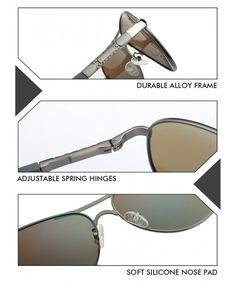 5c887160cd67 Men s Classic Avaitor Polarized Sunglasses Retro Mirrored Designer Sun  Glasses - Blue - CC185ZZMRAI