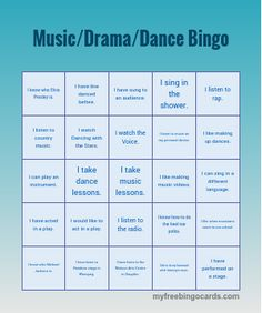 Create randomized printable and virtual bingo cards for free in seconds with our bingo card generator. Custom Bingo Cards, Music Bingo, Bingo Card Generator, Camping Activities, Play Online, Free Printables, Singing, Dance, Education