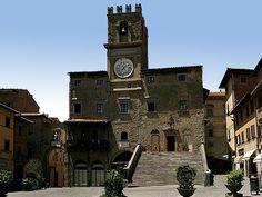 Cortona Tratto dal Film 'Sotto il Sole della Toscana'