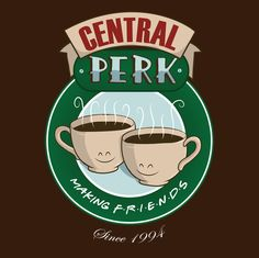 What better than a Hot Coffee to make a real friend!