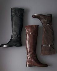 Garnet Hill - Italian Boots