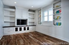 beautiful built-ins:::veranda interiors