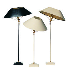 Delightful Lucca Table Lamp   65cm Lamp Also AvailableAvailable In Black Or Cream  Painted FinishRound Or Oval