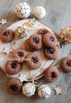 COOKING JULIA : BOULES DE LINZ
