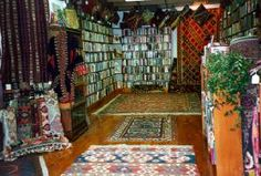 books and rugs