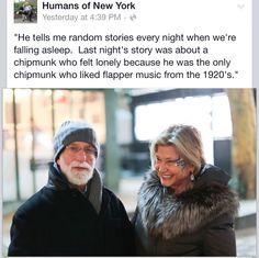 random bedtime stories #HONY