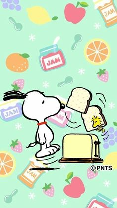 Snoopy and Woodstock Snoopy Love, Snoopy And Woodstock, Snoopy Images, Snoopy Pictures, Snoopy Wallpaper, Cartoon Wallpaper, Arte Do Mickey Mouse, Snoopy Birthday, Snoopy Quotes