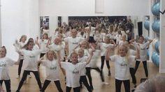 Stort show afsluttede en uges dansecamp