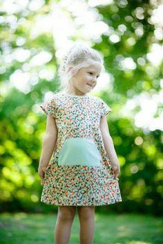 colourful dress, #summerdress
