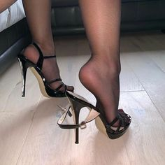 Do it with passion or not at all.Thank you Mia - Sneakersstyle Sexy High Heels, High Heels Boots, Beautiful High Heels, Sexy Legs And Heels, Hot Heels, Strappy Heels, Stiletto Heels, Pantyhose Heels, Stockings Heels