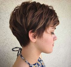 40 Latest Styles Short And Long Pixie Haircuts Ideas - EcstasyCoffee