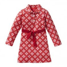 Twoops jersey jurk rood $47.90