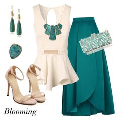 Malachite by agency-blooming on Polyvore featuring polyvore, fashion, style, Jane Norman, Pinko, BCBGMAXAZRIA, Kenneth Cole, Barse and clothing