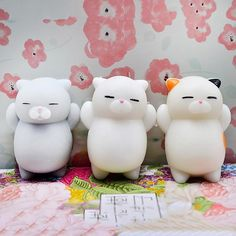 Cellphones & Telecommunications Mobile Phone Accessories Jinhf Mini Squishy Toy Cute Cat Antistress Ball Squeeze Mochi Rising Toys Abreact Soft Sticky Squishi Stress Relief Toys Gift Price Remains Stable