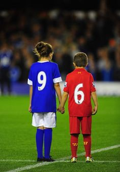 "afootballreport: "" Some things transcend rivalry. At Goodison Park this evening, Everton paid respect to the victims of the Hillsborough disaster with one of classiest gestures we've seen. In Liverpool England, Ynwa Liverpool, Liverpool History, Liverpool Home, Liverpool Football Club, Hillsborough Disaster, Goodison Park, I Have No Friends"