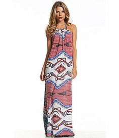 Chelsea and Violet Lace Maxi Dress #Dillards | Clothes for Girly ...